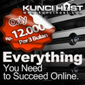 Hosting Murah dan Handal kuncihost.com